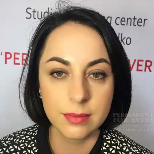 перманентный макияж трех зон