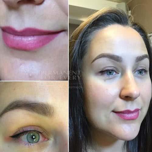комплексный перманентный макияж