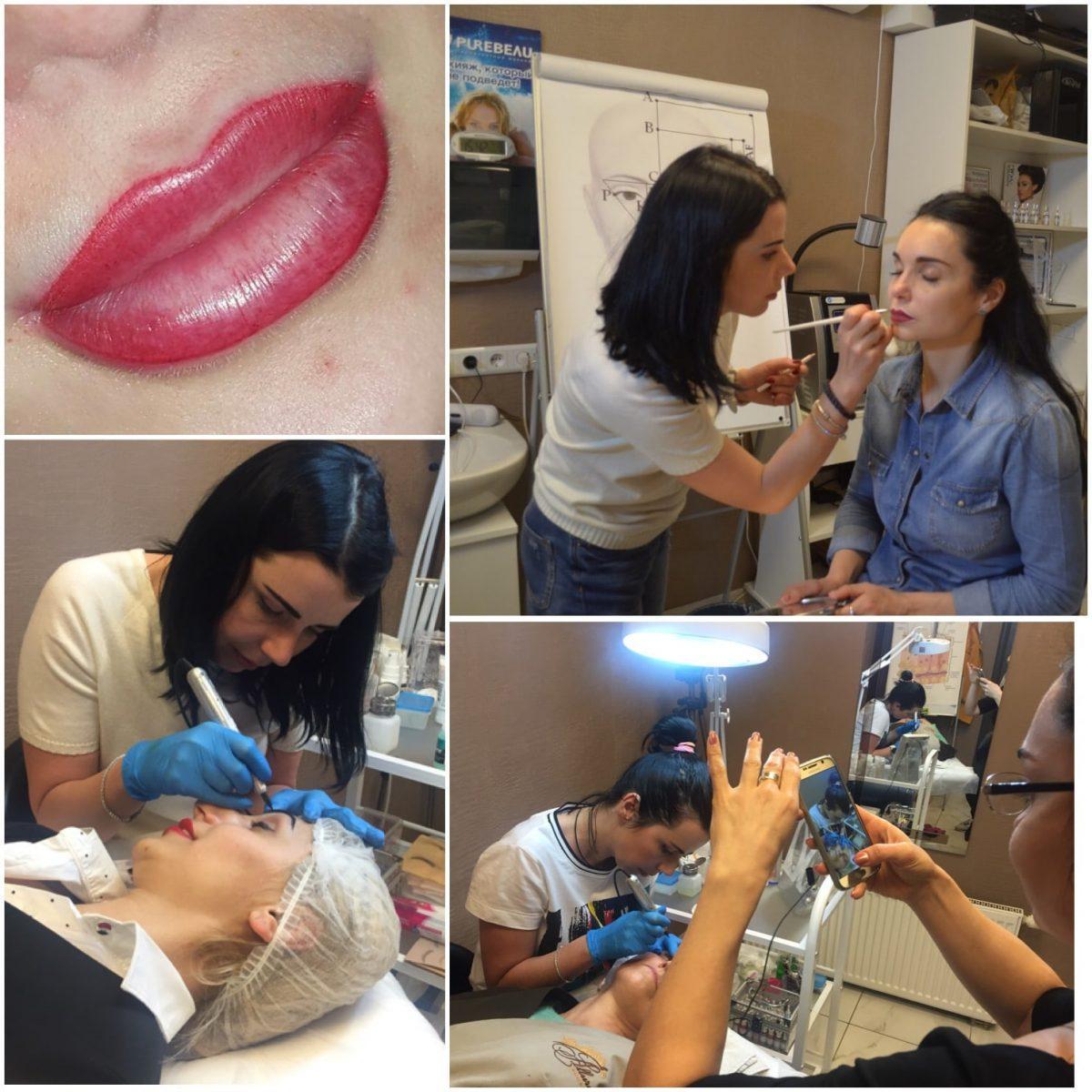 обучение перманентному макияжу рудько
