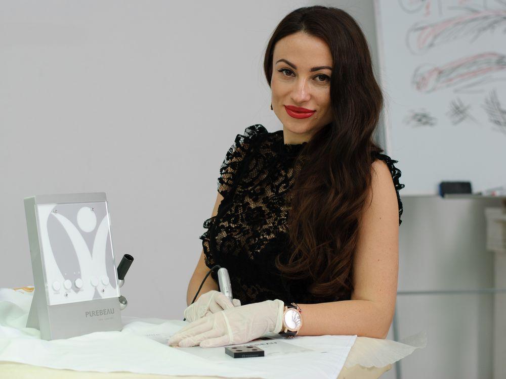 сертифицированный тренер международного уровня Виктория Рудько