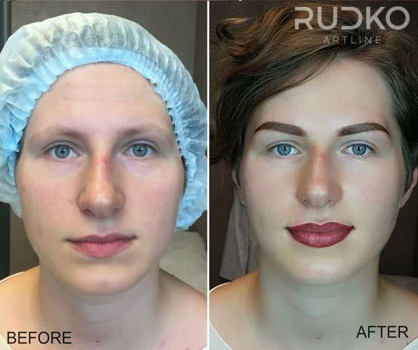 Перманентный макияж бровей: частые вопросы клиентов