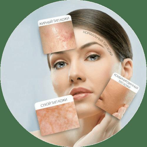 Перманентный макияж и разные типы кожи