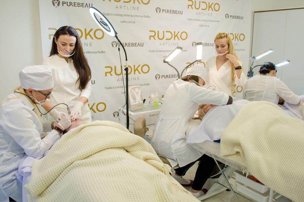 как проходит обучение татуажу Киев рудько
