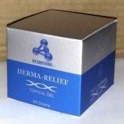 Dermarelief 60 г — первичный анестетик для татуажа (аналог MesoNUMB)