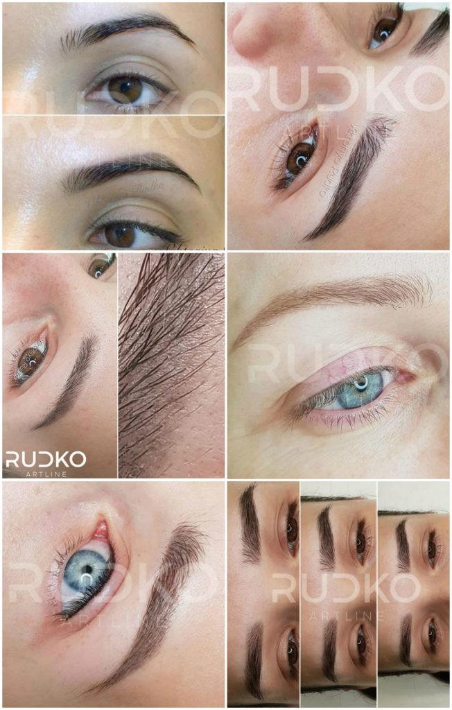 Powder Eyebrows Permanent Makeup, Aftercare and Healing