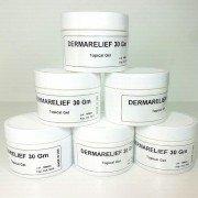 Dermarelief 30 г — первичный анестетик для татуажа (аналог MesoNUMB)
