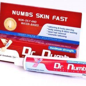 Крем-анестетик Dr. Numb Skin Fast купить