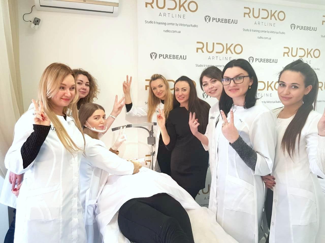 школа татуажа рудько артлайн выпускники март 2018