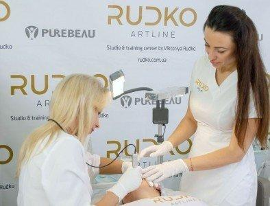 permanent make-up rudko