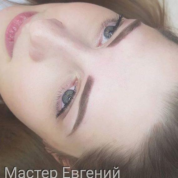 пудровые брови мастер евгений киев
